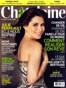 Chatelaine Cover